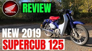 HONDA super cub | Review | NEW | c125 | First impression