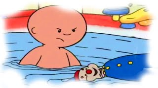 Funny Animated cartoons for Kids   This is very important Caillou   Cartoon Movie   Kids Cartoons