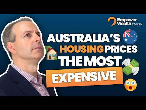 ABC News - Australia's Housing Prices amongst the Most Expensive in the World