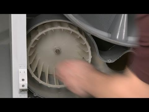 Blower Wheel - Maytag Dryer