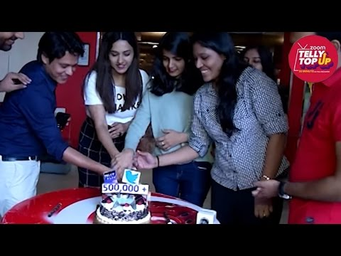 TellyTalkIndia Celebrates 5 lacs Followers On Twitter With Neeti Mohan | #TellyTopUp