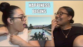 Jonas Brothers Happiness Begins FULL ALBUM REACTION!!