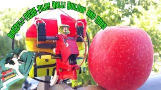 AirC2fly PICUS Pilot Ralli Buildup and Mods