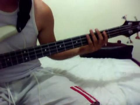Bass Cover La casa de Dios Danilo Montero Bajo