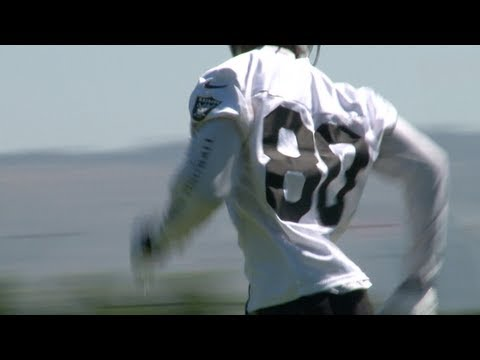 Oakland Raiders OTAs 2013 - Day One - Raider Nation Podcast