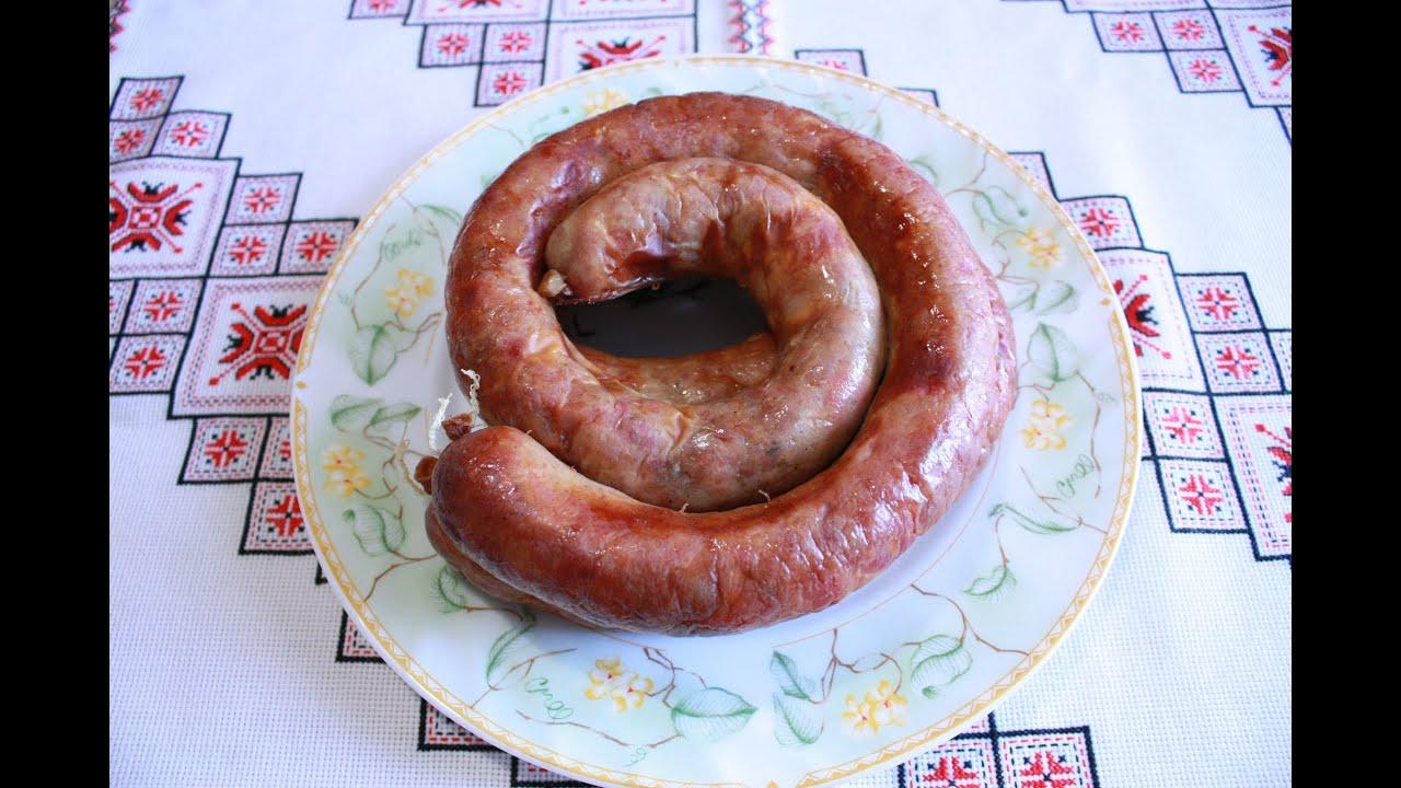 Как сделать колбасу в домашних условиях вкусно