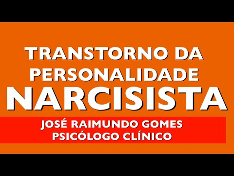 Transtorno Da Personalidade Narcisista video