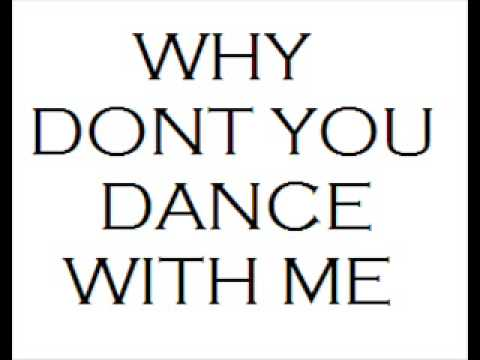 why dont you dance essay