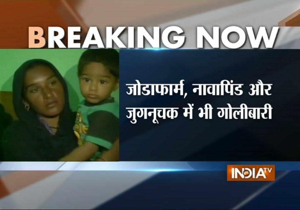 1 Civilian Killed, 7 Injured in Pakistani Firing in Jammu and Kashmir - India TV