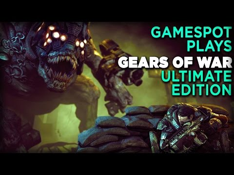 Gears of War: Ultimate Edition - GameSpot Plays