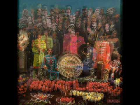 Beatles - Sgt Peppers Lonlely Hearts Club Band