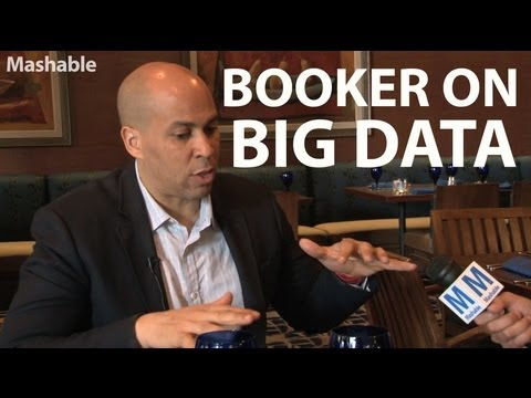 Watchup: Cory Booker Talks Twitter and Big Data at SXSW