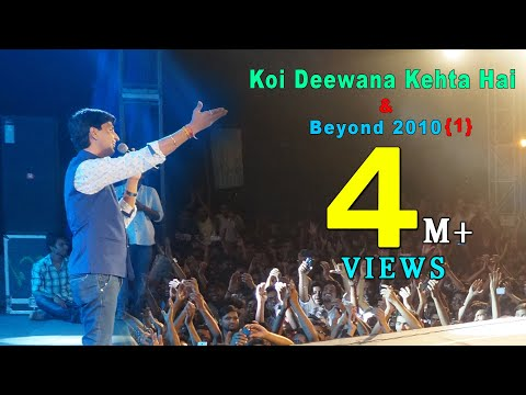 Koi Deewana Kehta Hai & Beyond 2010 [1of 5] video