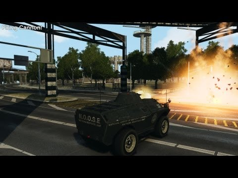 Tank Mod