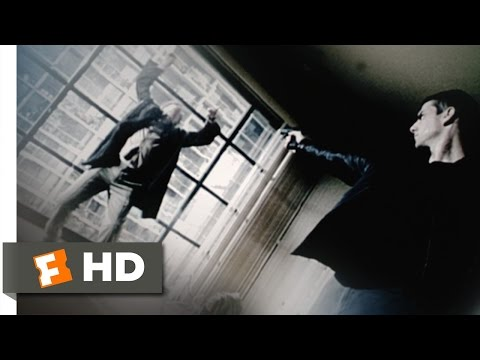 Minority Report (1/9) Movie CLIP - Anderton Sees Himself Kill (2002) HD
