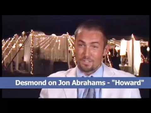 Desmond Harrington on his role in Not Since You (2009) Video