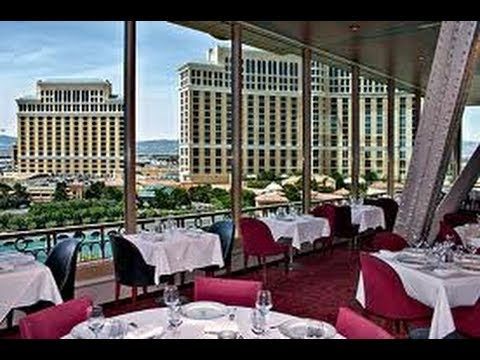 Eiffel Tower Restaurant Paris Hotel Las Vegas – BBC Review & Interview 2013