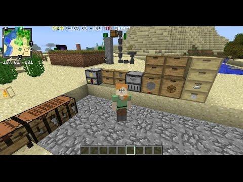 Minecraft 1.8: Review de Mods #7 (Forge)