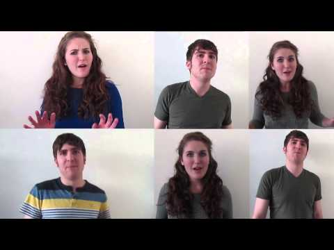 Beyoncé - Love On Top A Cappella Multitrack Cover By Charlie Rosen And Monet Julia Sabel video