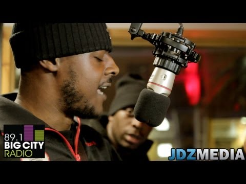 JDZmedia - C4 Set Ft Trilla, Bomma B, Dapz, Scorpz, Romo & A Star [Big City Radio]