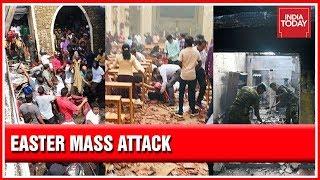 Easter Sunday Turns Bloody In Sri Lanka; 8 Serial Blasts Rock Colombo