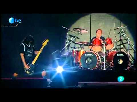 Metallica - For Whom The Bell Tolls (Live @ Rock In Rio, 2010)