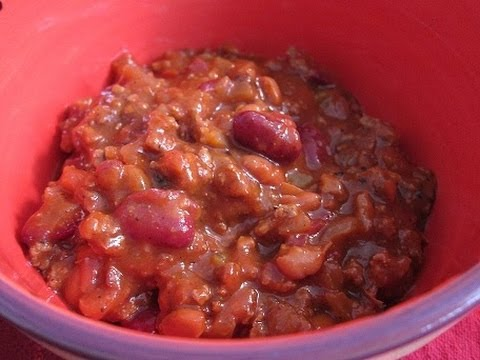 Recipe   How To Make Wendy's Chili   Restaurant Inspired Recipe Series  Main Dish