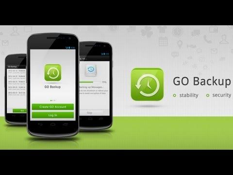 Подробная инструкция о создании бэкапа Android-приложения с помощью Go Back