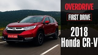 2018 Honda CR-V diesel | First Drive Review | OVERDRIVE