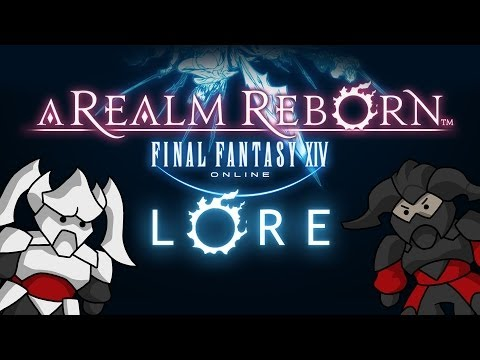LORE Final Fantasy XIV Lore in a Minute