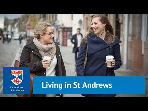 Living in St Andrews 소개 영상