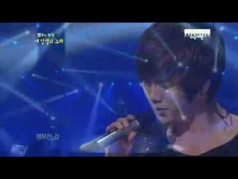 +320kbs MP3 110611 Yesung crying talking about trainee days +...