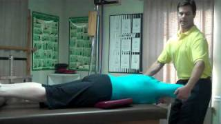 Massage, Active Isolated Stretching Upper Back, Shoulders & Neck