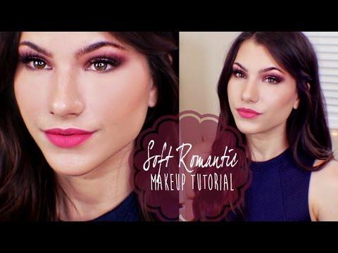 Soft & Romantic | FALL Makeup Tutorial