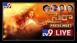 Sye Raa Narasimha Reddy Movie Team Press Meet LIVE