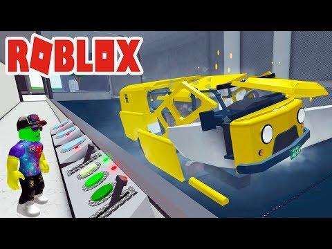 ЛОМАЮ ТАЧКИ в РОБЛОКС! Симулятор КРАШ ТЕСТА машин в Игре Car Crushers 2 Roblox от Cool GAMES