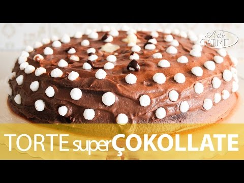 Torta Super çokollate