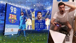 FIFA 18: MESSI TOTS im PACK 🔥😱 Das VERRÜCKTESTE PACK EVER 😂