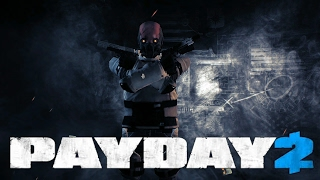 PAYDAY 2 : Ultimate MELEE BUILD