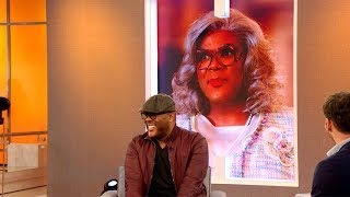 Tyler Perry on Madea