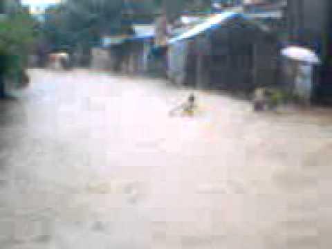 saguing baha noong habagat august 7,2012