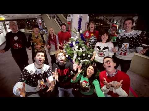 Barbershopera - The Christmas Jumper Song