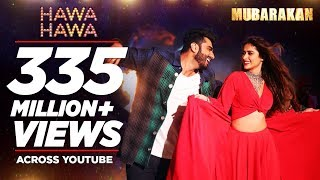 Hawa Hawa  Full Video Song  Mubarakan  Anil Kapoo