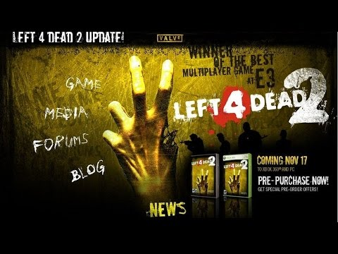 Como Actualizar Left 4 Dead 2 Hasta la ultima Version 2.1.3.6 + 33 addons + Voces Del L4D1
