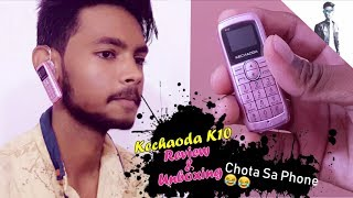 Kechaoda K10 Mobile Review & Unboxing   My New Secondary Phone😂🔥