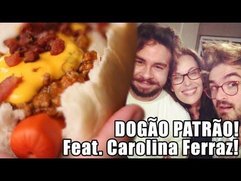 Dogão Patrão Feat. Carolina Ferraz video