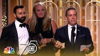 Coco Wins Best Animated Motion Picture at the 2018 Golden Globes