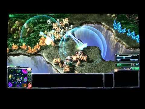 Intel HD Graphics 4000 Game test - Starcraft 2