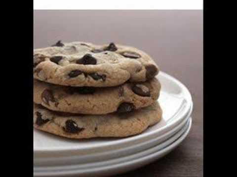 Рецепт американского шоколадного печенья