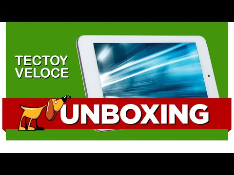 Tablet Tectoy Veloce - Unboxing